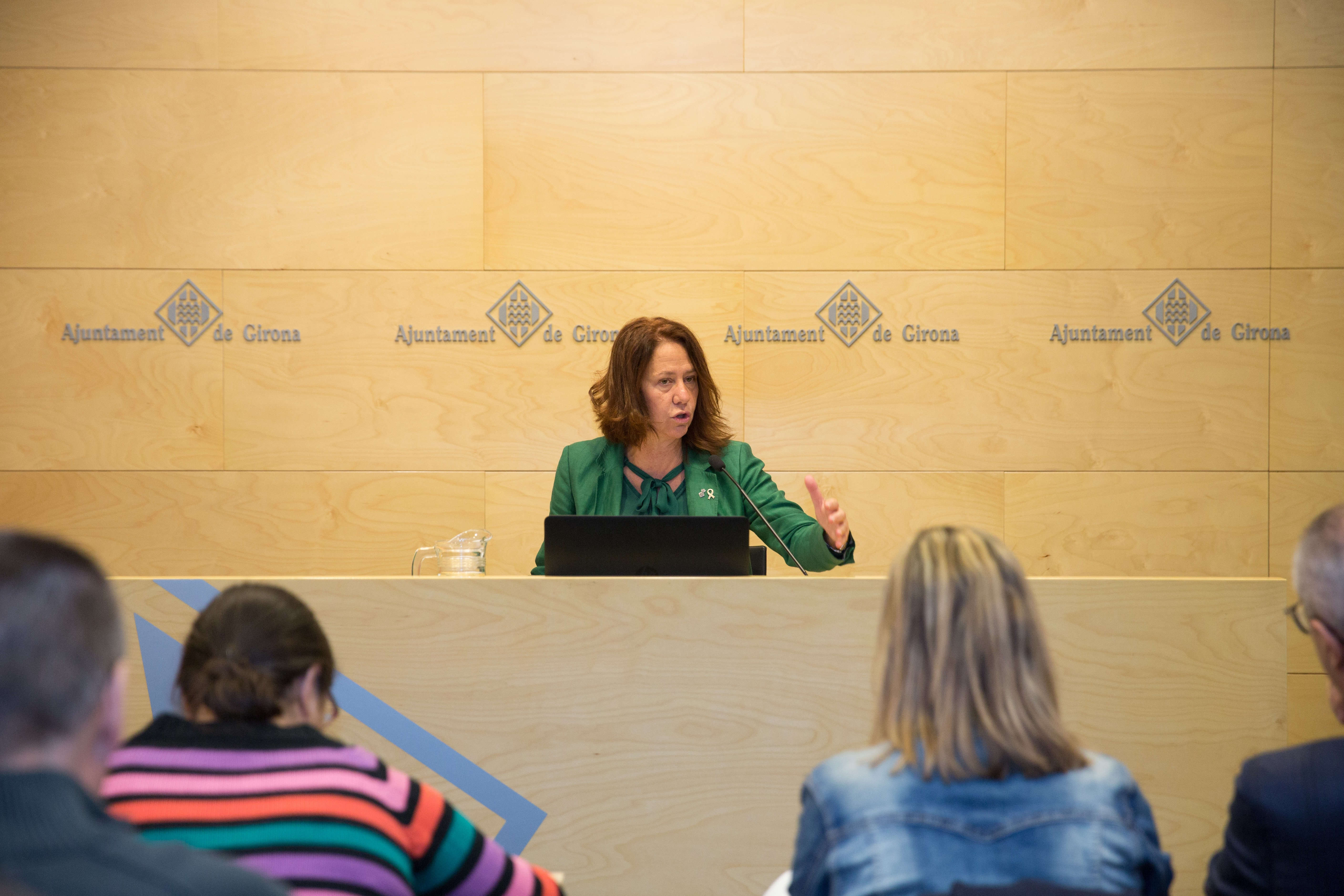 El pla de govern 2019-23 de l'Ajuntament de Girona inclou 355 mesures a complir durant aquest mandat