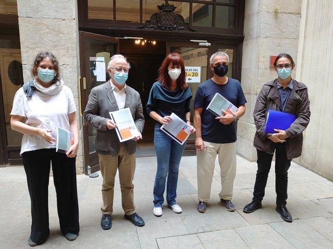 Madrenas presenta els resultats de l'arxiu Girona