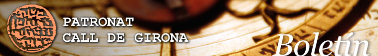 Bolet�n del Patronat Call de Girona