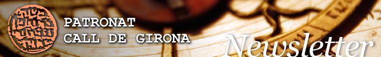 Newsletter - Patronat Call de Girona