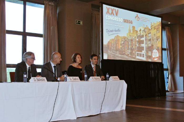 L'alcaldessa de Girona inaugura el XXV Congrés Nacional de la Societat d'Infermeria Geriàtrica i Gerontològica - SEEGG