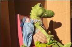 El cocodril gentil