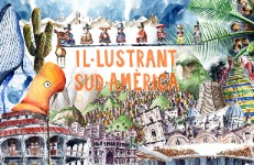 Il•lustrant Sudamèrica