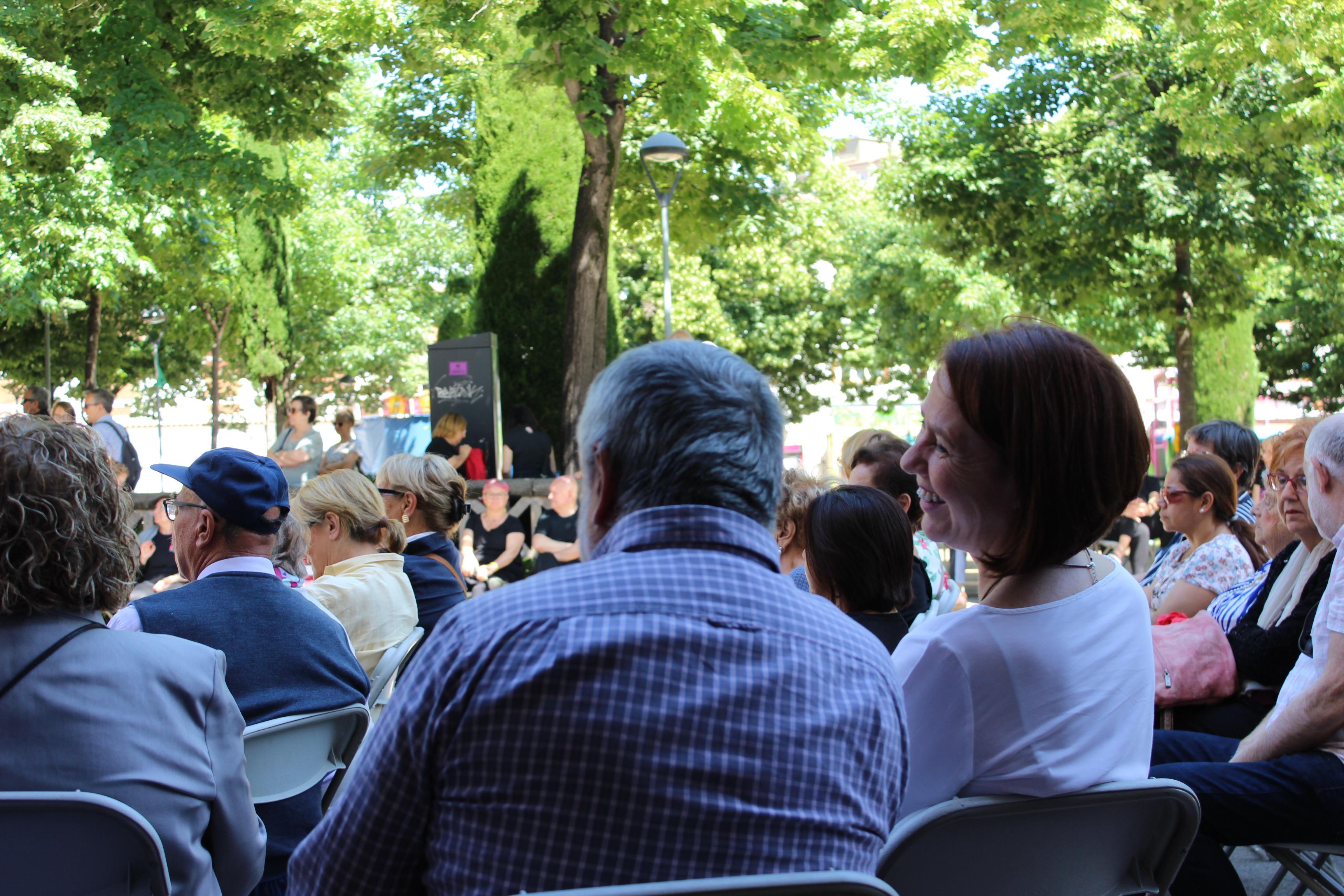 Madrenas participa als actes de la Festa Major de Sant Narcís.