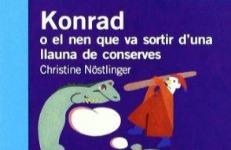 Konrad, o, El nen que va sortir d'una llauna de conserves