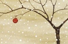 La poma vermella