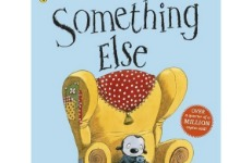 Something else, by Katrin Cavem, Chris Ridell