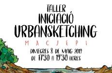 Taller iniciació Urbansketching