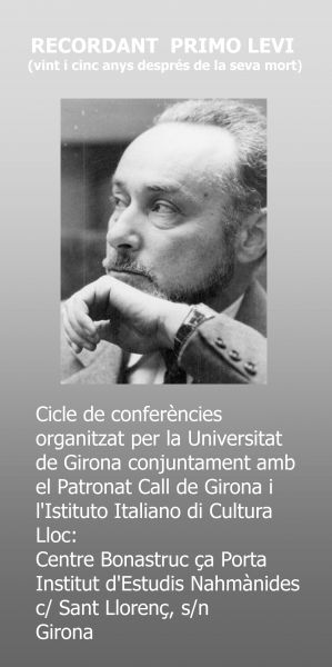 Primo Levi, the survivor and the witness