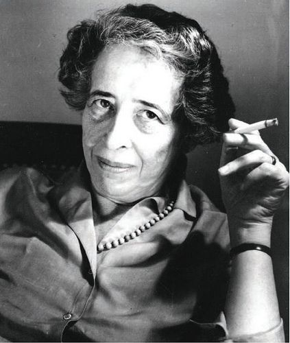 Sobre la vida y obra de Hannah Arendt