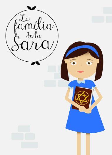 La fam�lia de la Sara