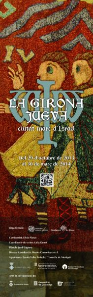 Jewish Girona, city mother of Israel