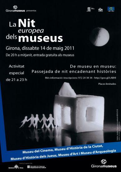 De museu en museu: passejada de nit encadenant hist�ries