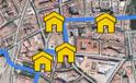 Ruta Mas� de Girona a Google Maps