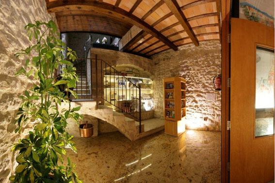 Hotel hist ric on dormir hotels turisme girona - Hoteles rurales en girona ...