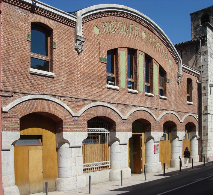 L 39 arquitectura modernista i noucentista turisme - Arquitectura girona ...