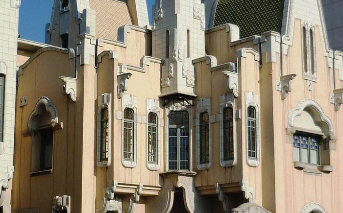 Arquitectura modernista y novecentista turismo ayuntamiento de girona - Oficina de turismo girona ...