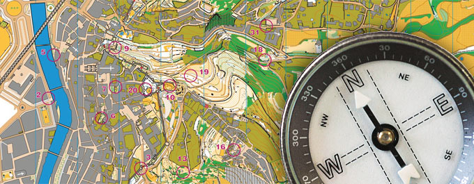 Discover Girona Orienteering Circuits Tourism Ajuntament de Girona