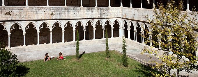 La universidad y sant dom nec turismo ayuntamiento de for Oficina de turisme girona