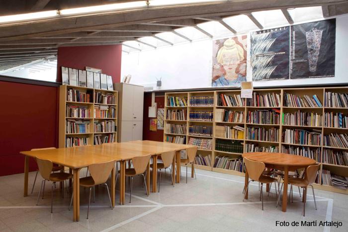 Biblioteca de La Mercè