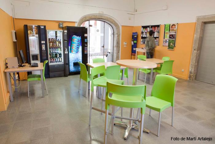 Cafeteria de La Mercè
