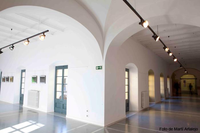 Sala d'exposicions de La Mercè