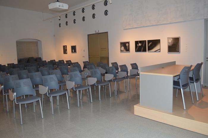 Sala pati de La Mercè