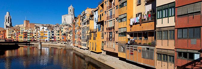 Predicción por municipios. Girona (Girona)