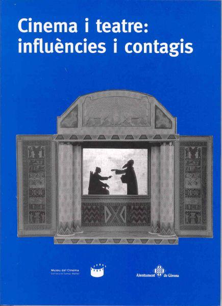 Portada de: Cinema i teatre: influències i contagis