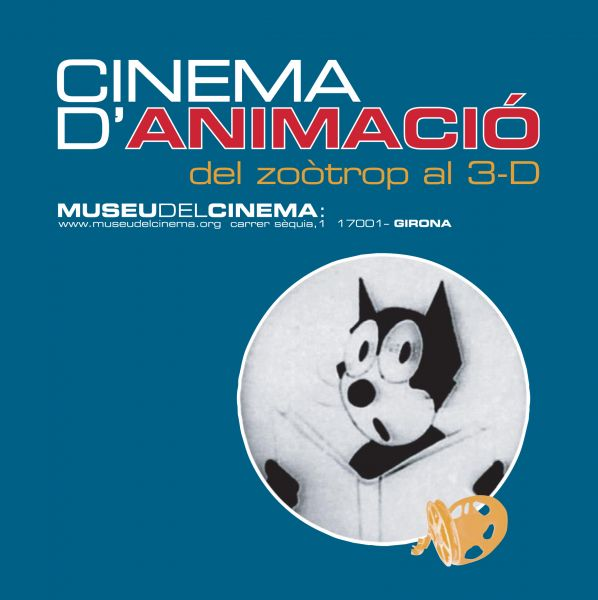 Portada de: Animation films. From the zoetrop to 3D